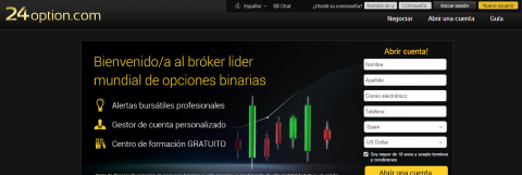 Inversion opciones binarias broker