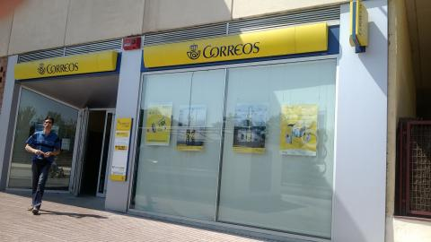 Amazon se alía con Correos