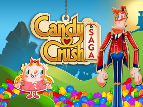 Ganar dinero con Candy Crush