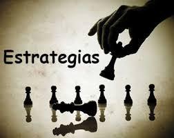 Las estrategias de pares