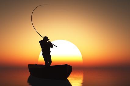 La estrategia del pescador