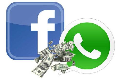 Facebook, WatsApp y 19.000 millones