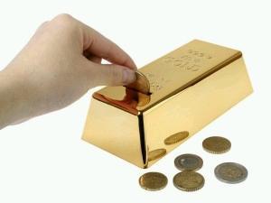 Invertir en oro sin riesgo