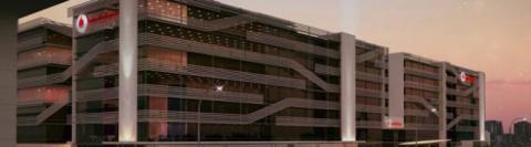la nueva sede de Vodaafone
