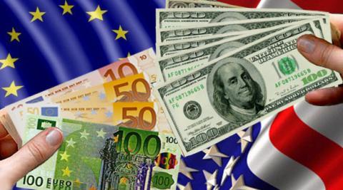 Operación euro/dólar