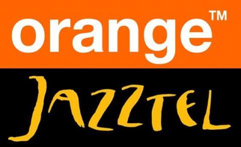 Operación de Orange por Jazztel