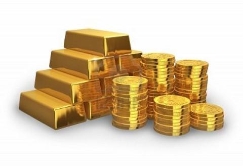 Ejemplo de operación en oro