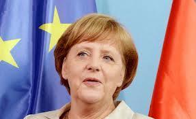 Angela Merkel triunfadora de las elecciones alemanas