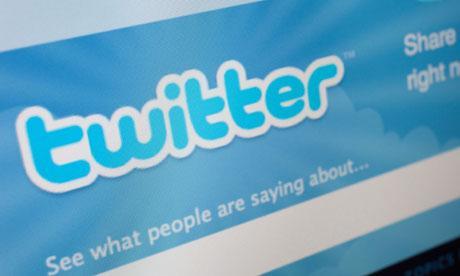Twitter y SounCloud